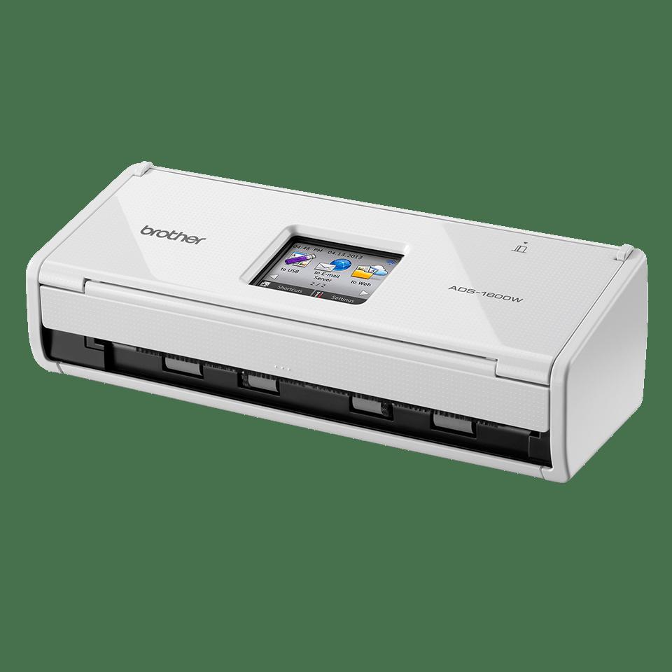ADS-1600W - langaton asiakirjaskanneri 2