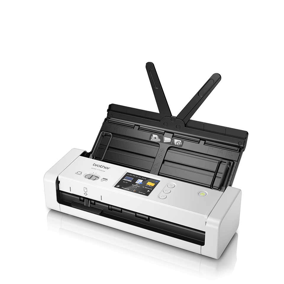 ADS-1700W - langaton asiakirjaskanneri  2