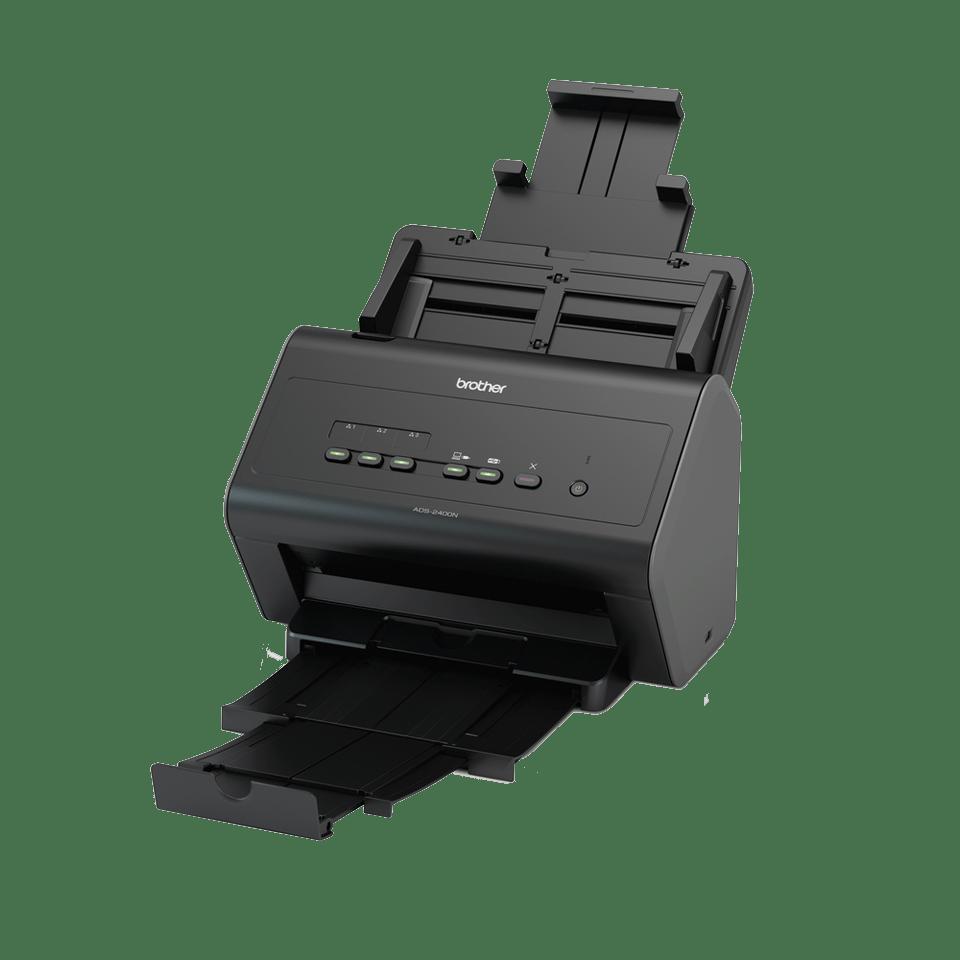 ADS-2400N - asiakirjaskanneri verkkoyhteyksin 2