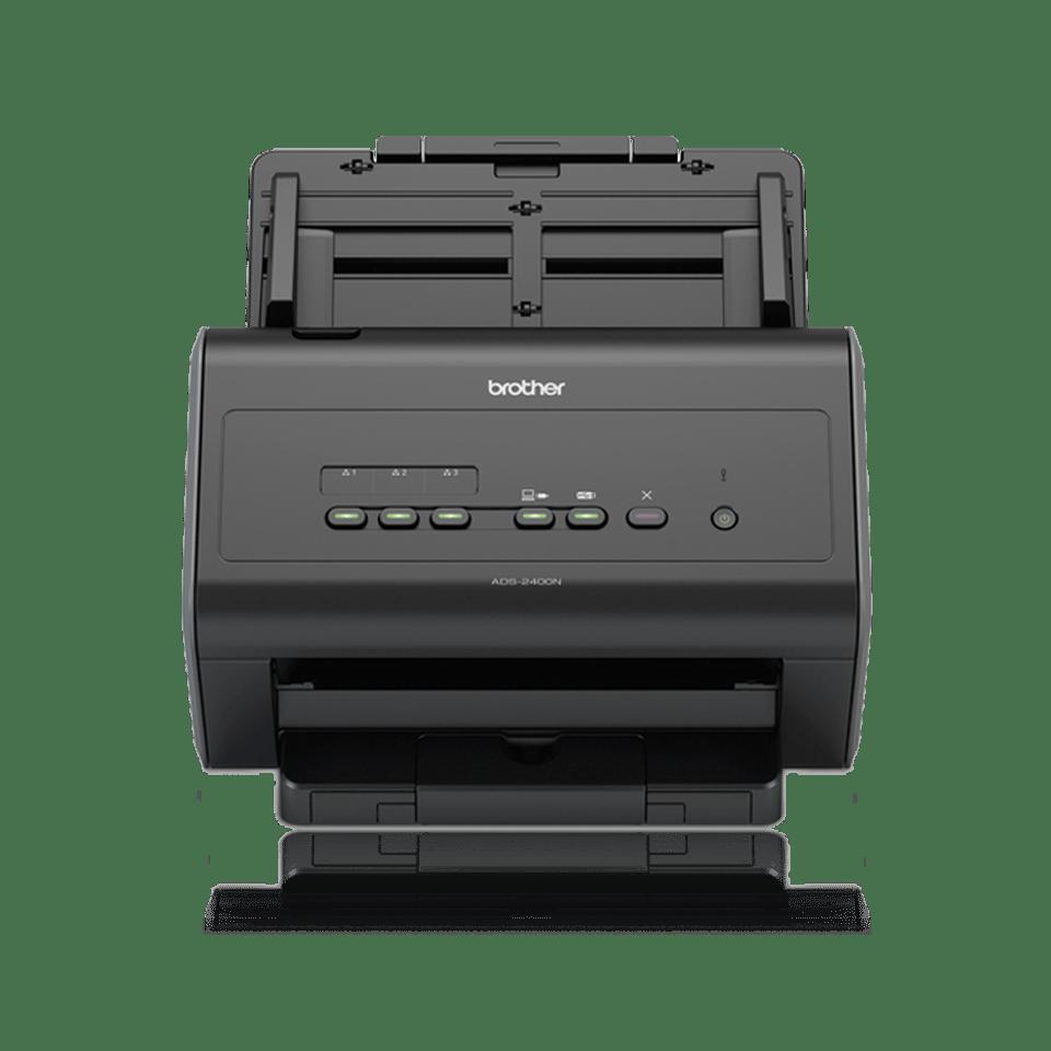 ADS-2400N - asiakirjaskanneri verkkoyhteyksin