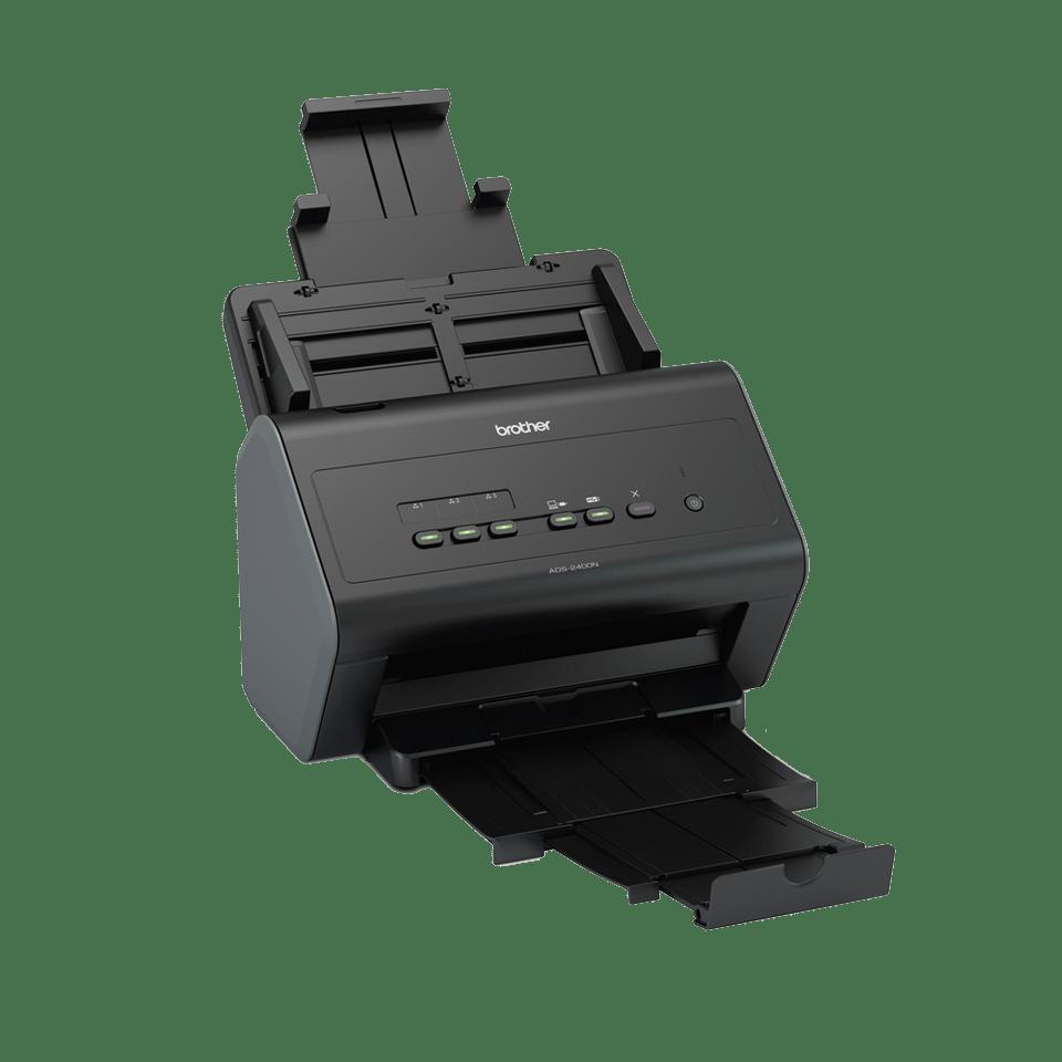 ADS-2400N - asiakirjaskanneri verkkoyhteyksin 3