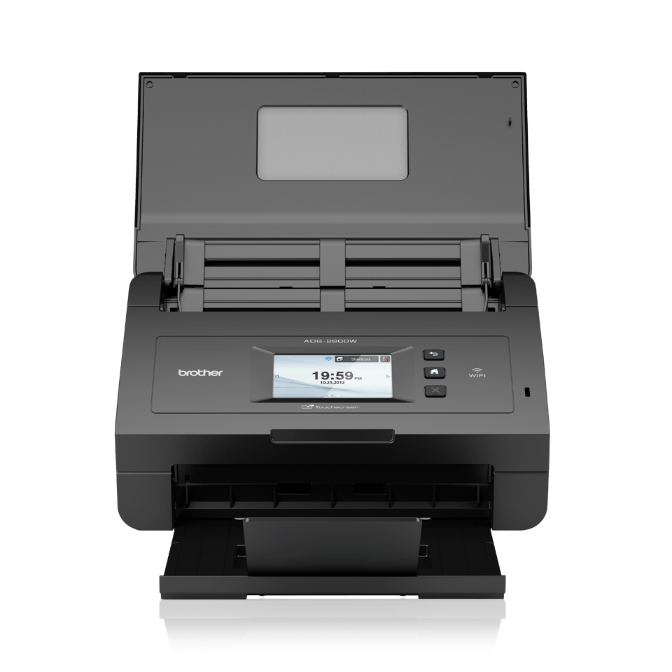 ADS-2600W - langaton asiakirjaskanneri 4