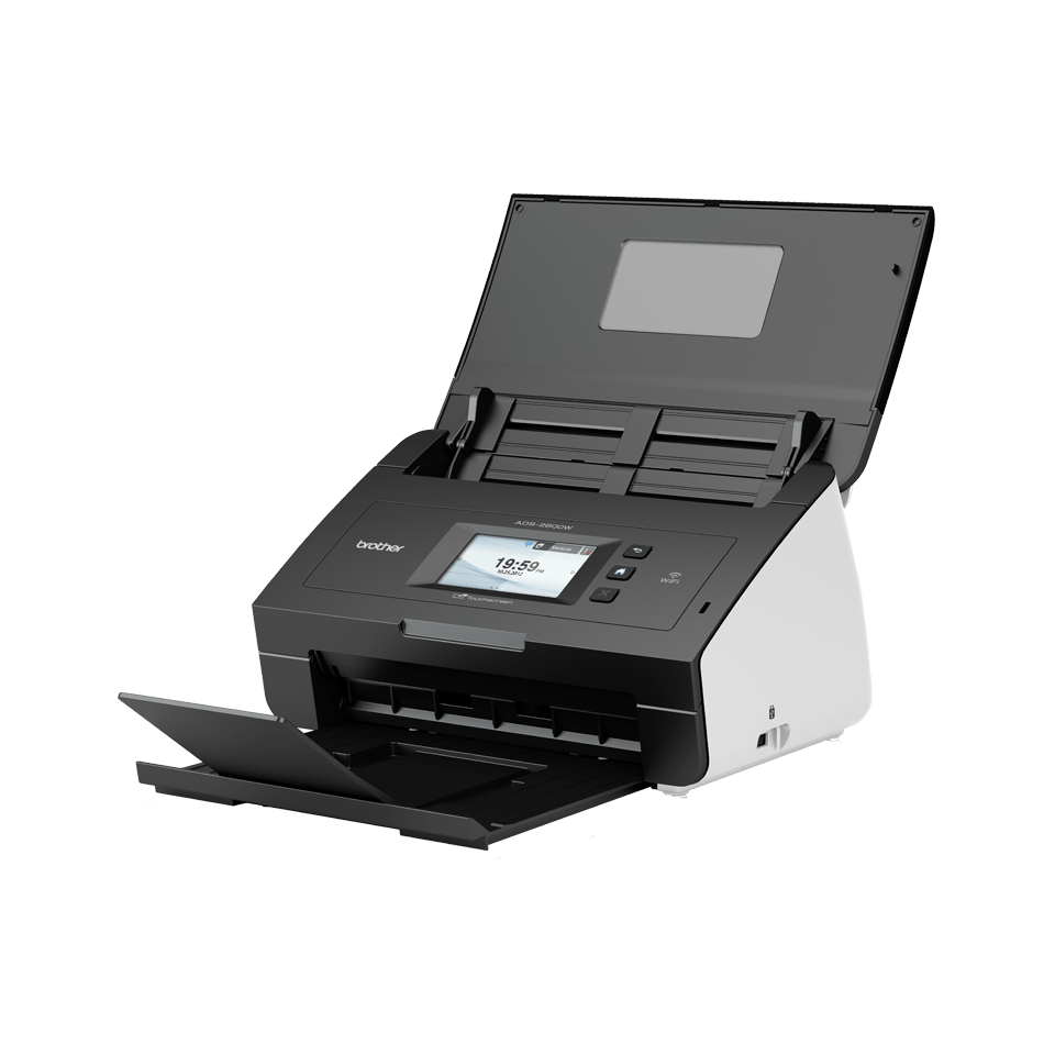 ADS-2600W - langaton asiakirjaskanneri 5
