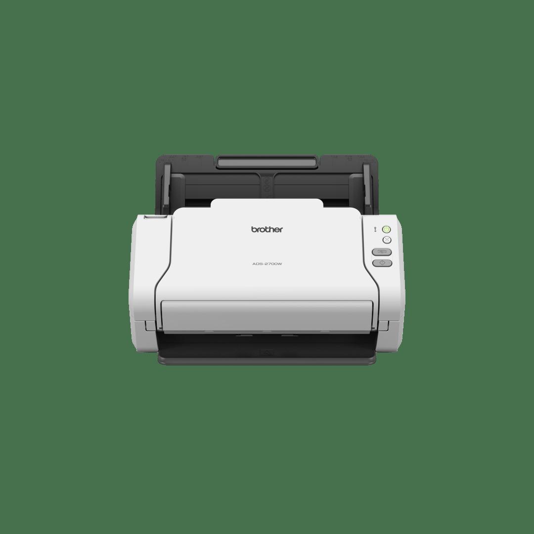 ADS-2700W - langaton työpöytäskanneri 4