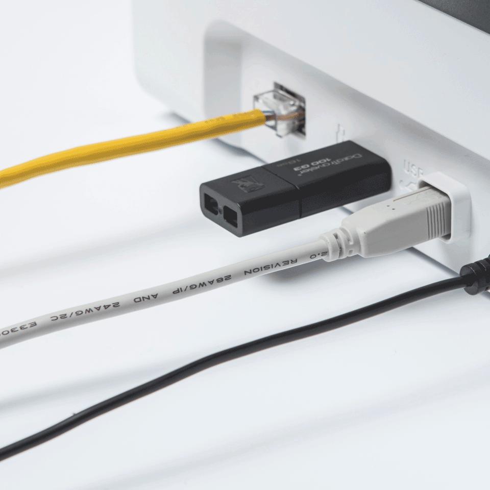 ADS-2700W - langaton työpöytäskanneri 6