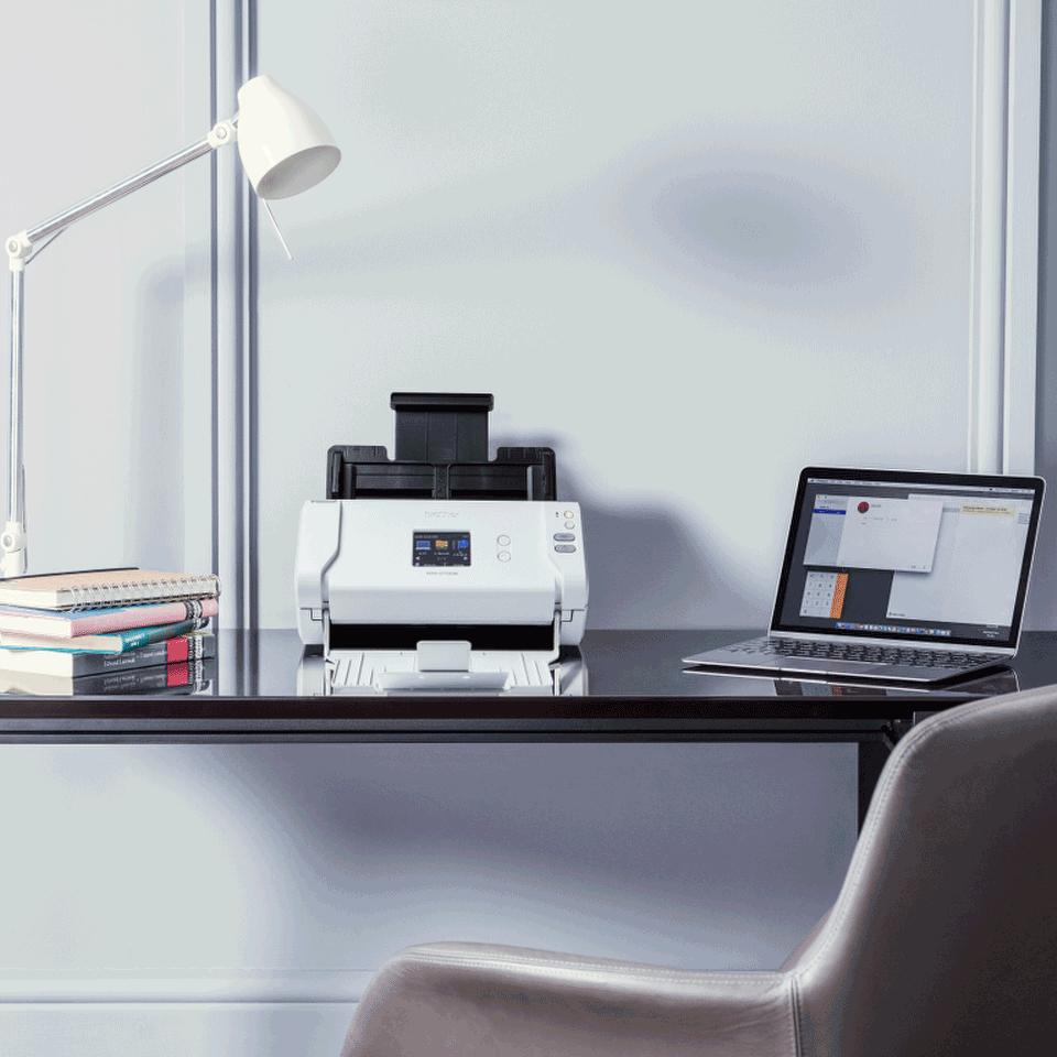ADS-2700W - langaton työpöytäskanneri 11