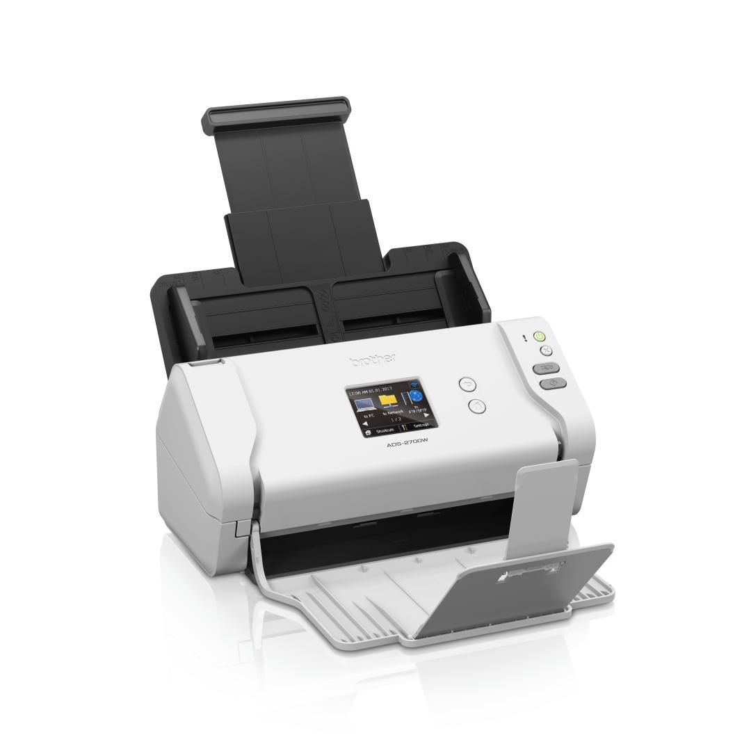 ADS-2700W - langaton työpöytäskanneri 3