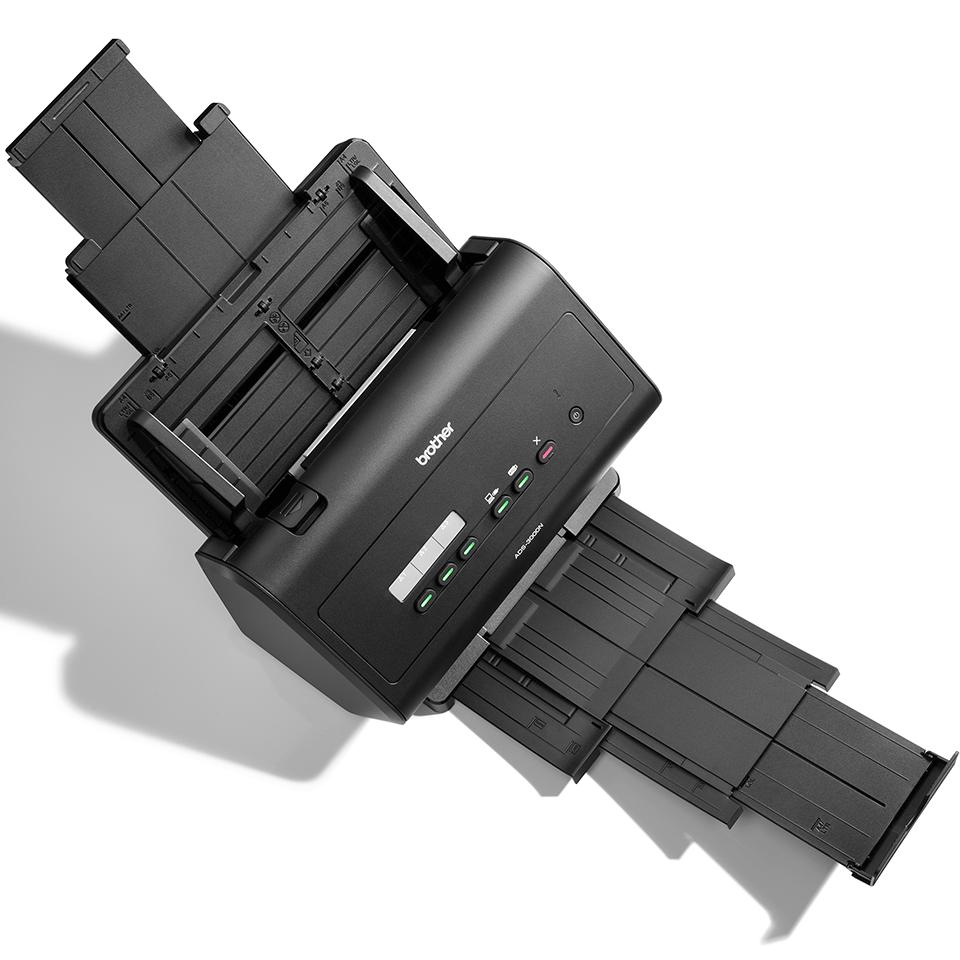 ADS-3000N - nopea asiakirjaskanneri verkkoyhteyksin 4