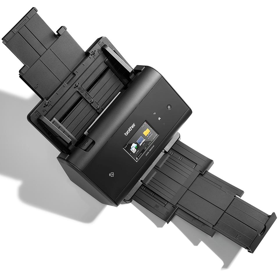 ADS-3600W - nopea langaton asiakirjaskanneri 6