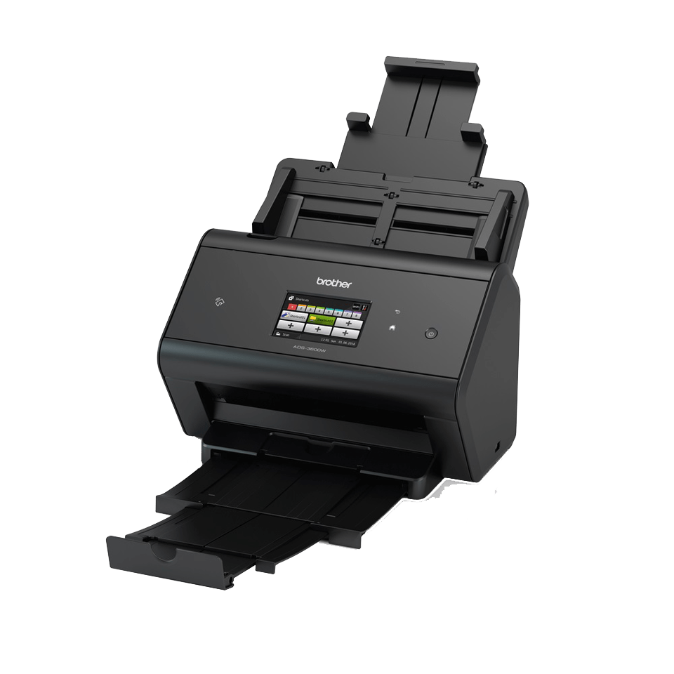 ADS-3600W - nopea langaton asiakirjaskanneri 2