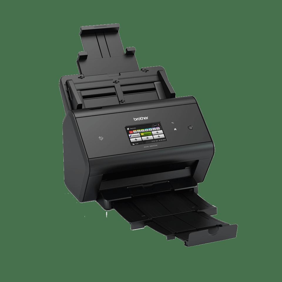 ADS-3600W - nopea langaton asiakirjaskanneri 3