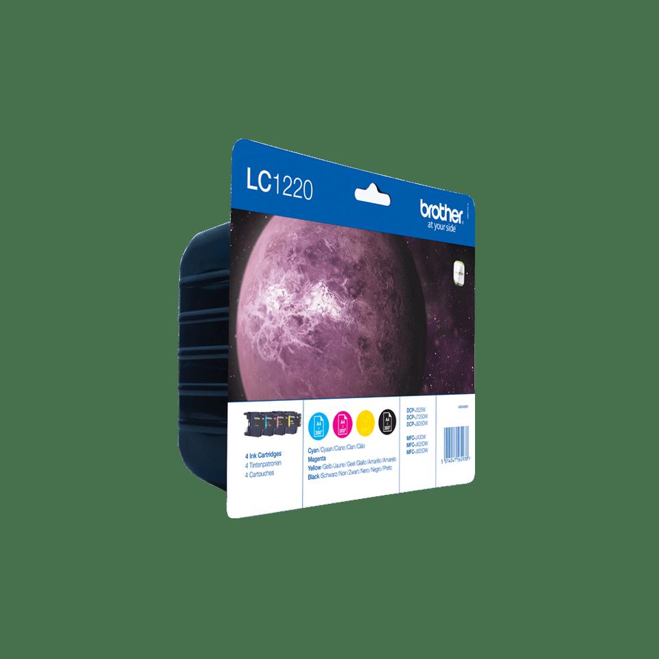 Brotherin alkuperäinen LC1220VALBPDR 4-väripakkaus 2