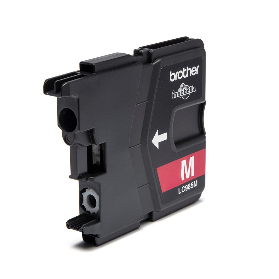 Brotherin alkuperäinen LC985M-värikasetti – Magenta 2