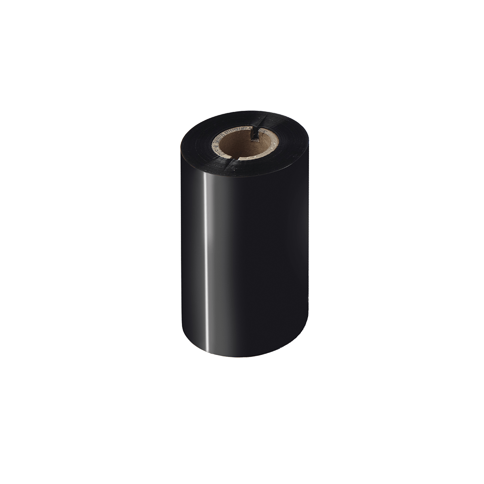 BRS1D300110 - Musta vakiohartsi siirtovärinauha