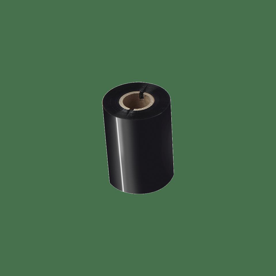 BSS-1D300-080 - Musta vakiovaha/hartsi siirtovärinauha 2