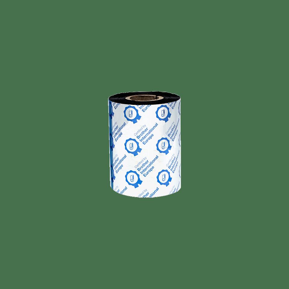 BSS-1D300-080 - Musta vakiovaha/hartsi siirtovärinauha 3