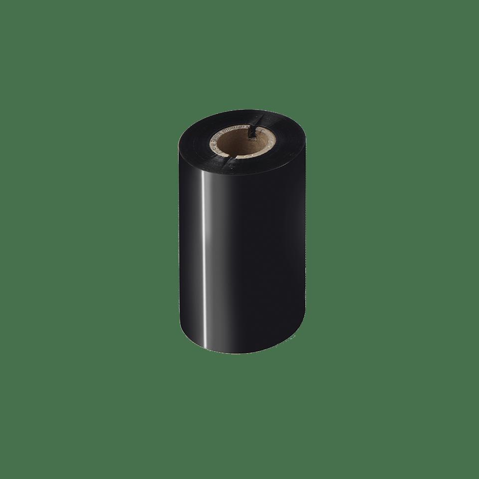 BSS1D300110 - Musta vakiovaha/hartsi siirtovärinauha