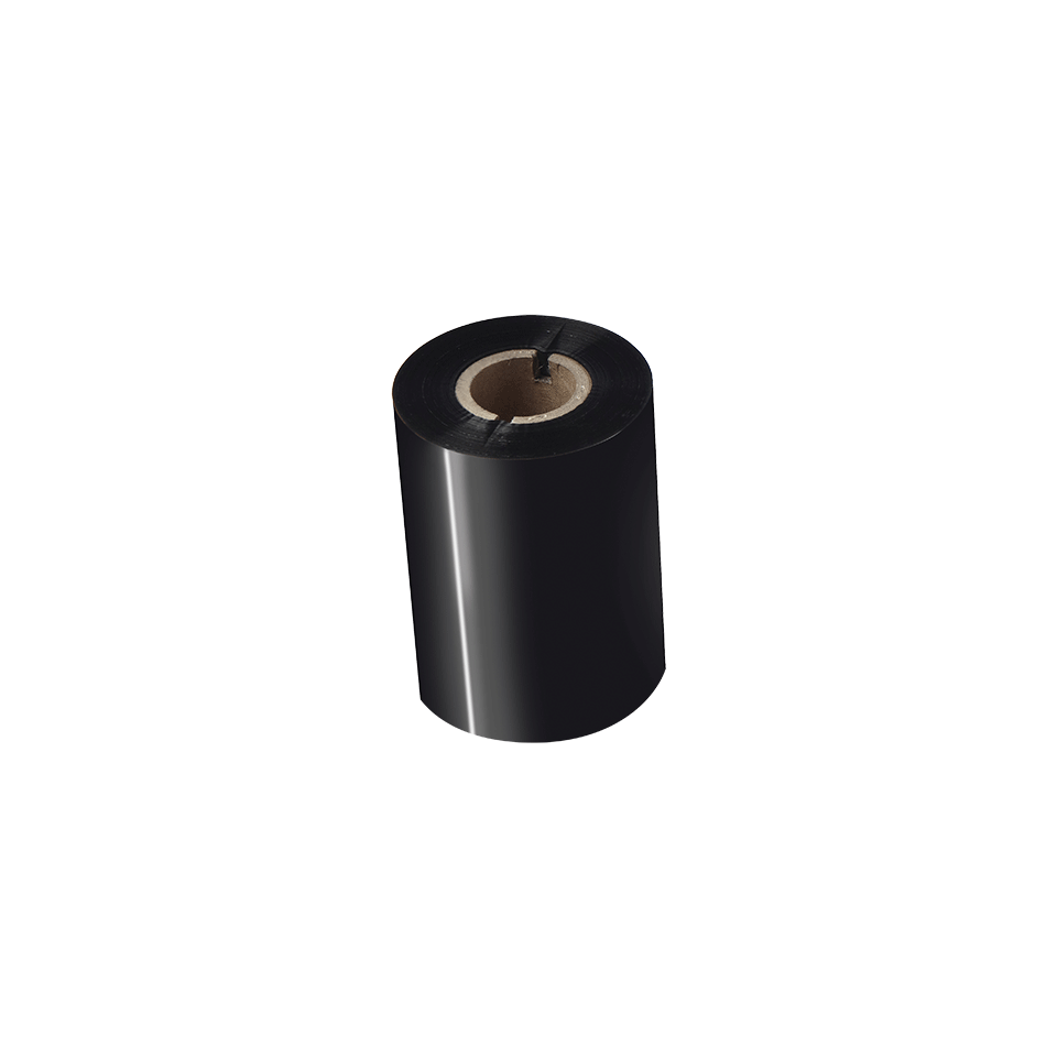 BWS-1D300-080 - Musta vakiovaha lämpösiirtovärinauha 2