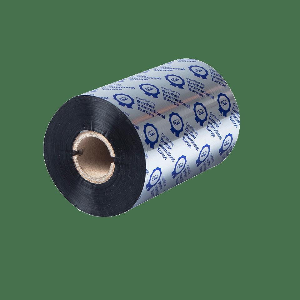 BSS1D450110 - Musta vakiovaha/hartsi siirtovärinauha 3