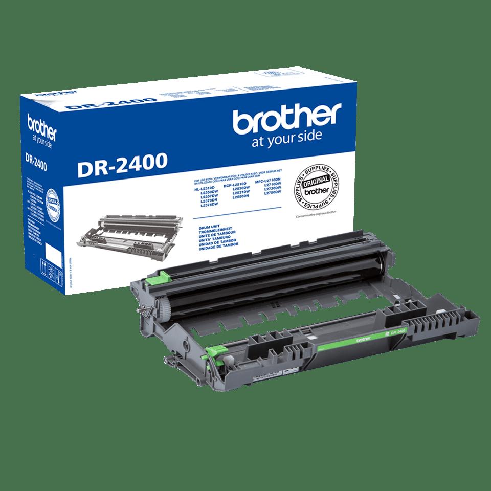 Brotherin alkuperäinen DR2400 rumpuyksikkö