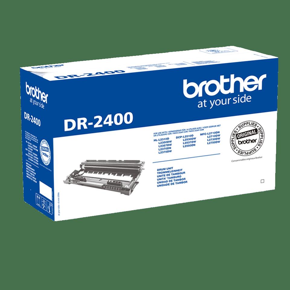 Brotherin alkuperäinen DR2400 rumpuyksikkö 2