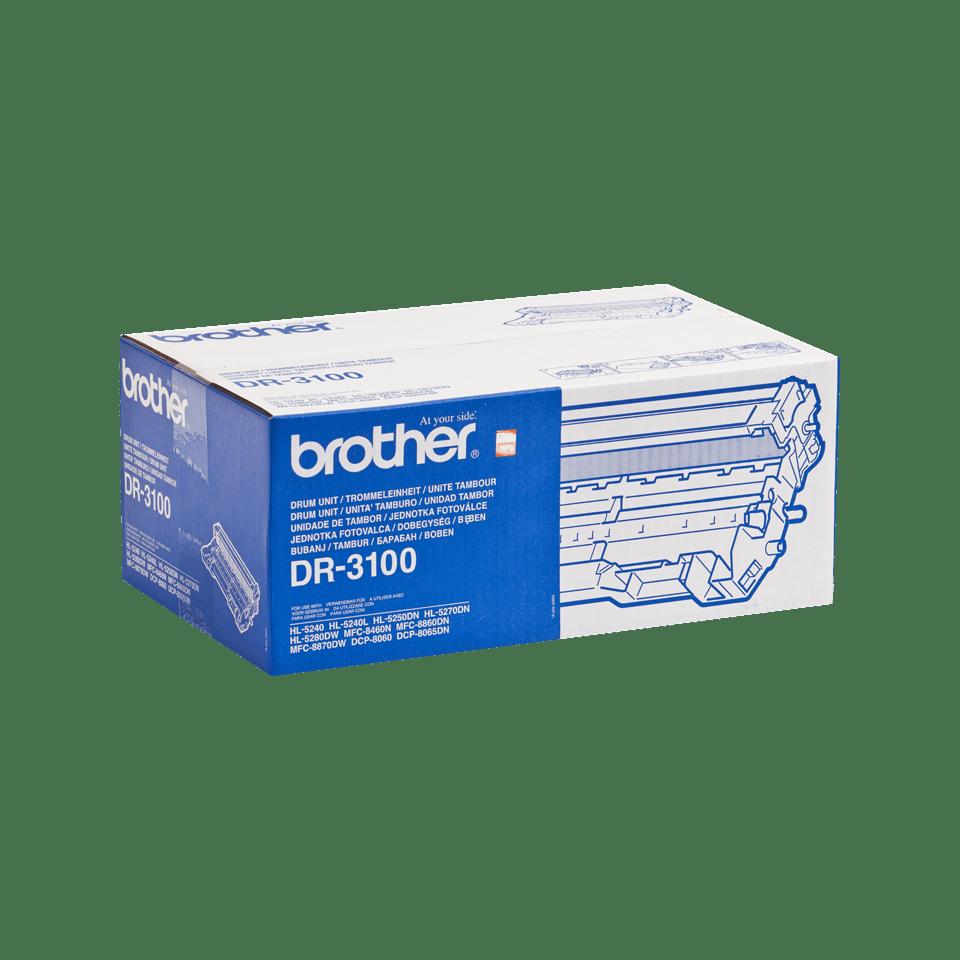 Brotherin alkuperäinen DR3100-rumpuyksikkö 2