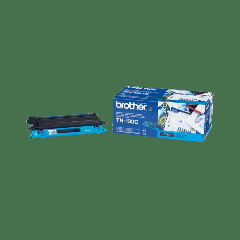 Brotherin alkuperäinen TN130C-laservärikasetti – Syaani  2