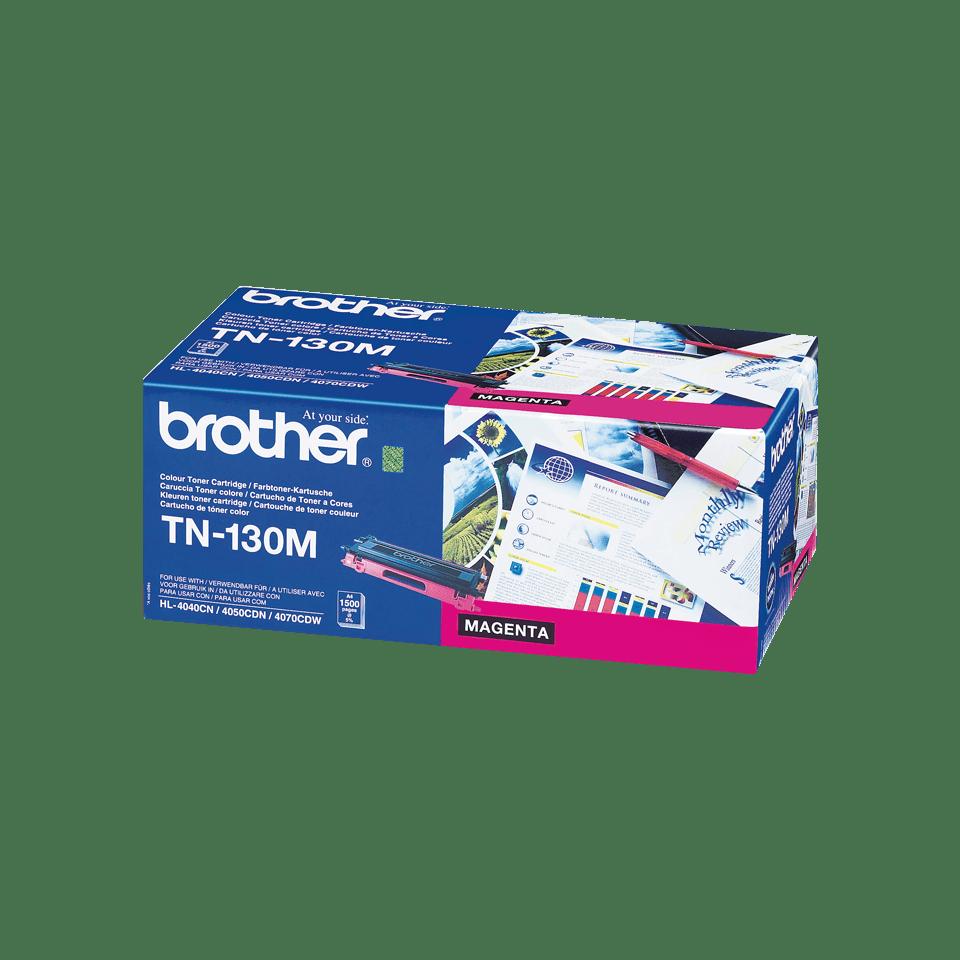 Brotherin alkuperäinen TN130M-laservärikasetti – Magenta