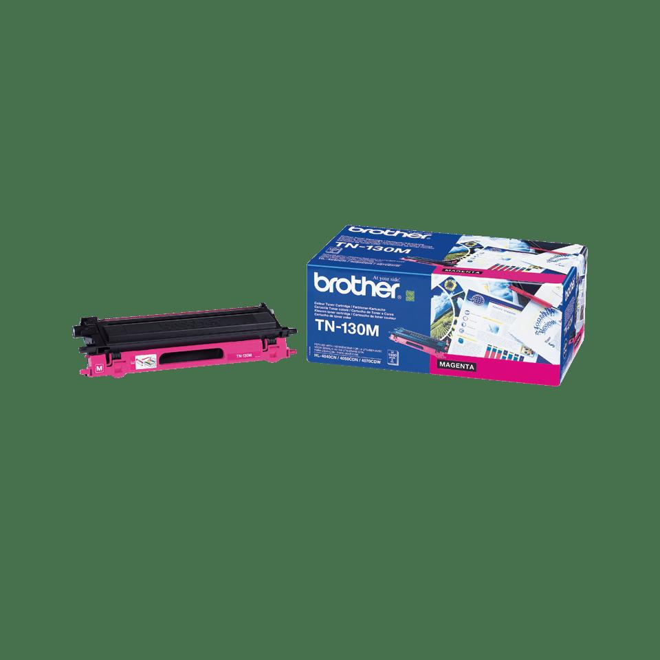 Brotherin alkuperäinen TN130M-laservärikasetti – Magenta  2