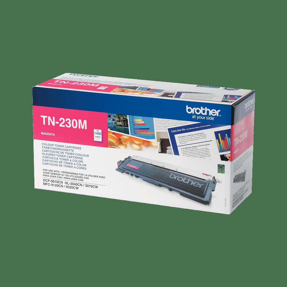Brotherin alkuperäinen TN230M-laservärikasetti - Magenta