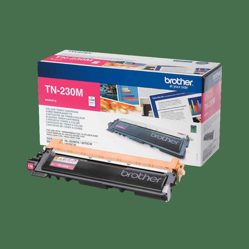 Brotherin alkuperäinen TN230M-laservärikasetti - Magenta 2