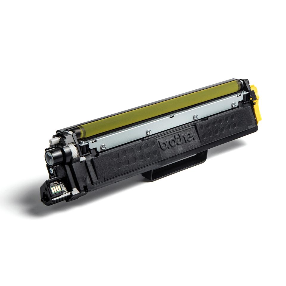 Brotherin alkuperäinen TN243Y-laservärikasetti - Keltainen 2