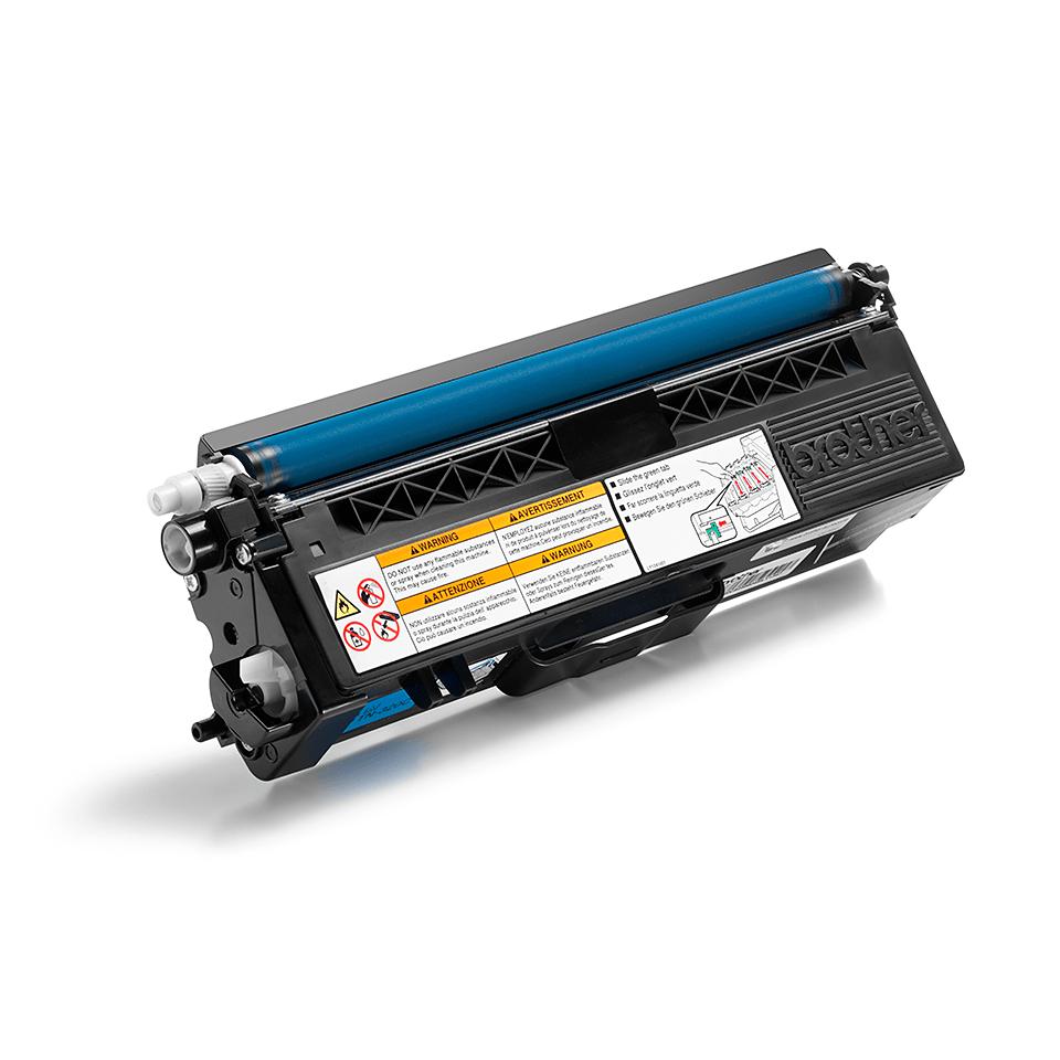 Brotherin alkuperäinen TN320C-laservärikasetti – Syaani