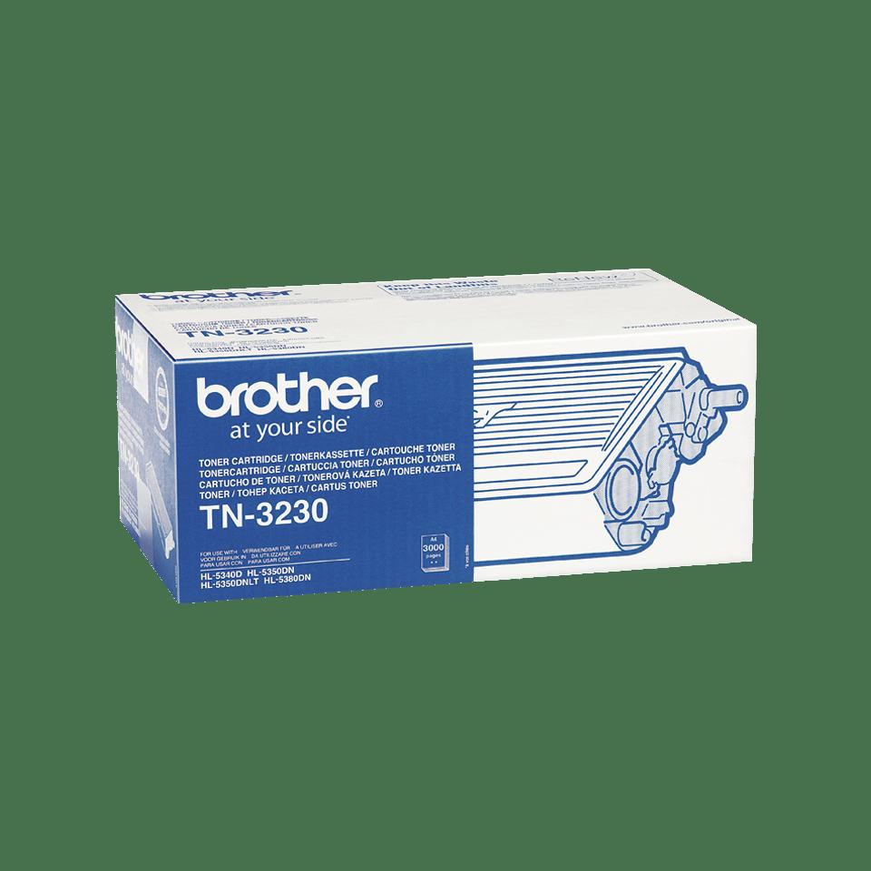 Brotherin alkuperäinen TN3230-laservärikasetti - Musta 2