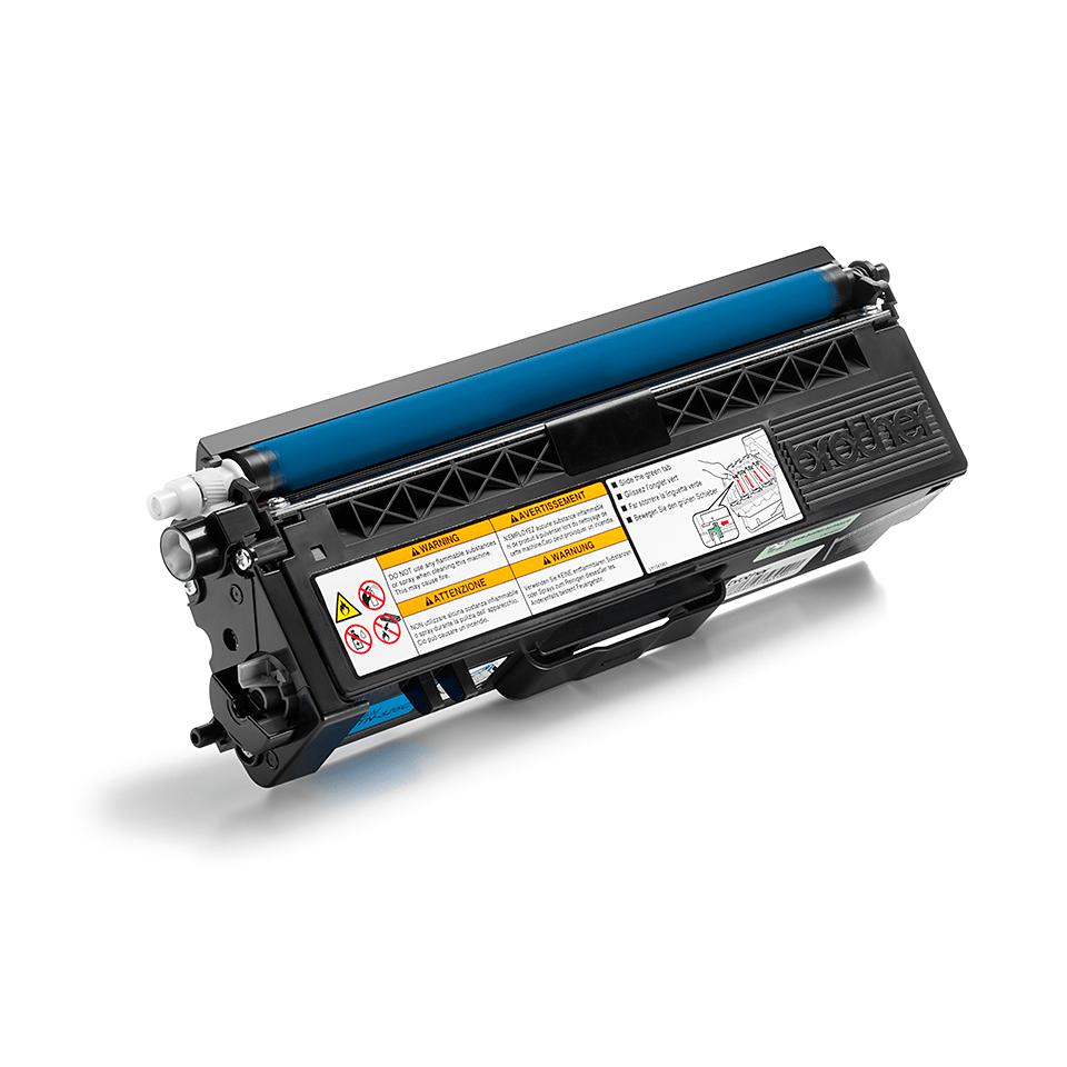 Brotherin alkuperäinen TN325C-laservärikasetti - Syaani