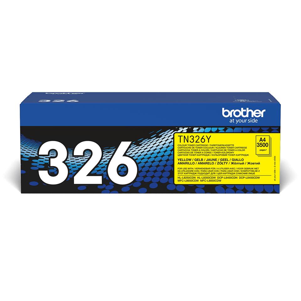 TN-326Y 0