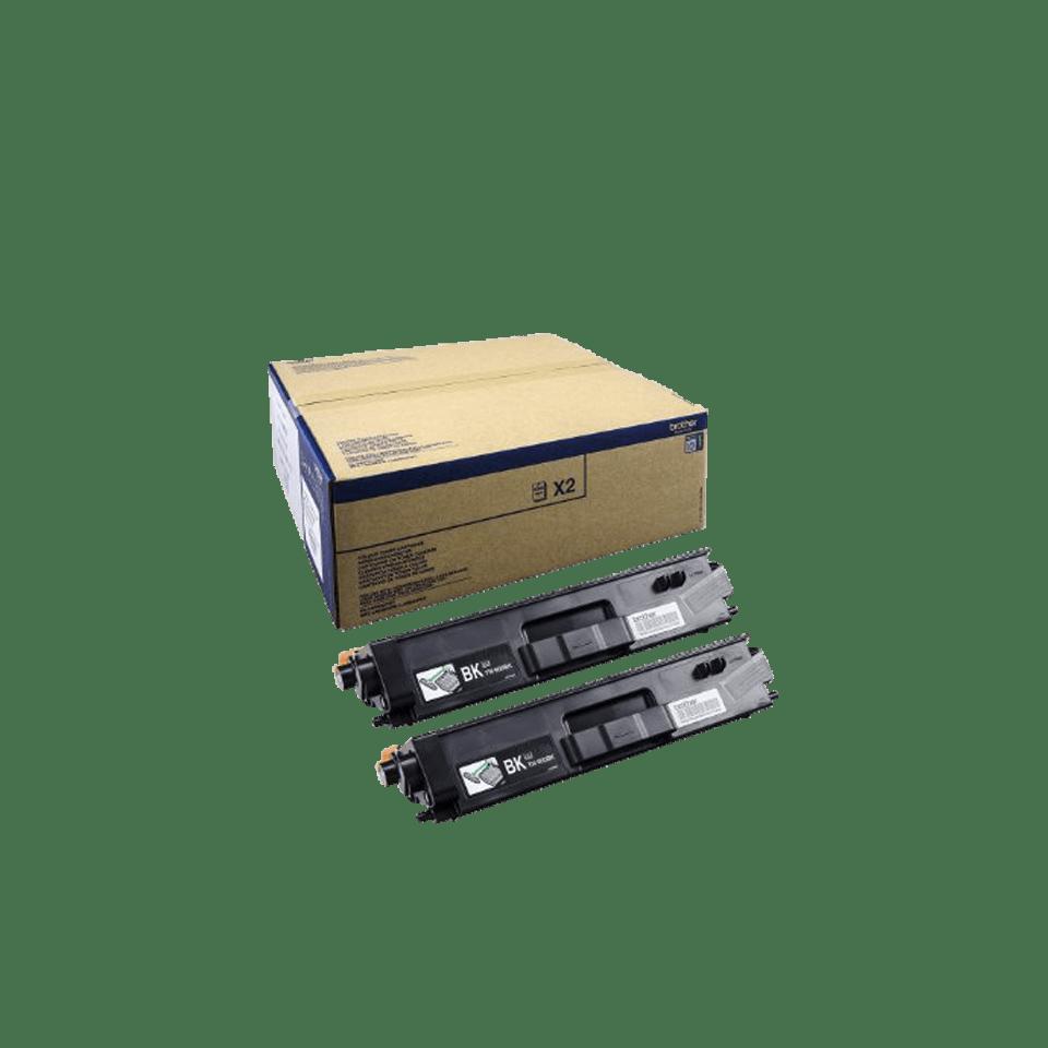 Genuine Brother TN-900BKTWIN Toner Cartridge Twin Pack – Black