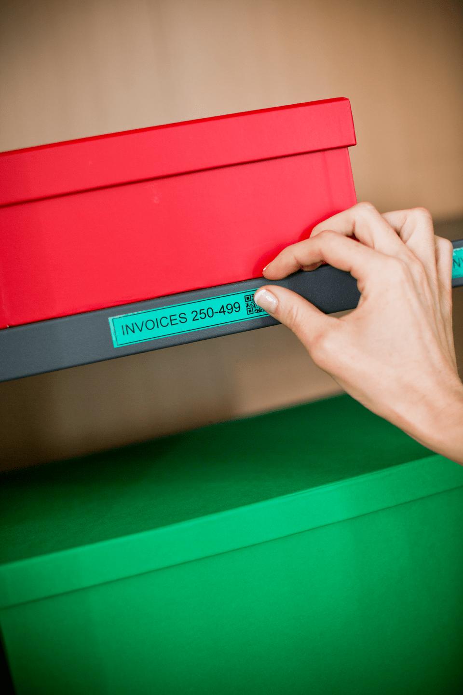 Alkuperäinen Brother TZe741 -tarranauha – musta teksti vihreällä pohjalla, 18 mm 4