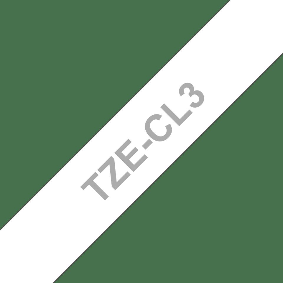 Alkuperäinen Brother TZeCL3 – tulostuspään puhdistusnauha, 12 mm 3