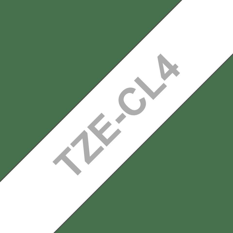 Brother TZe-CL4 tulostuspään puhdistusnauha, leveys 18 mm  3