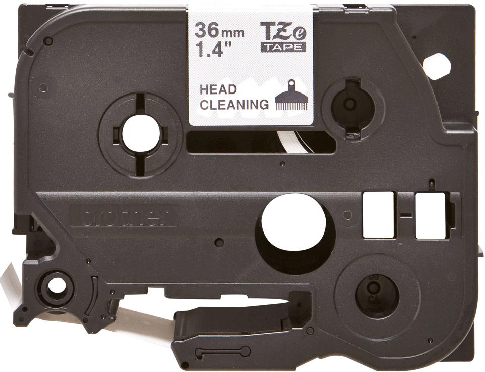 Brotherin TZeCL6 tulostuspään puhdistusnauha – leveys 36 mm