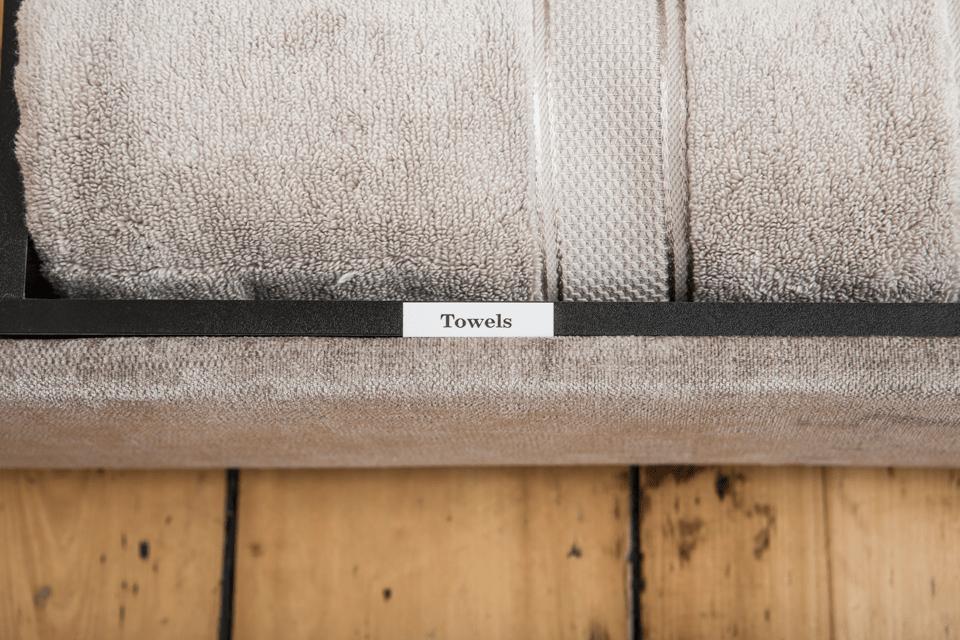 Alkuperäinen Brother TZeN241 -tarranauha – musta teksti valkoisella pohjalla, 18 mm 4