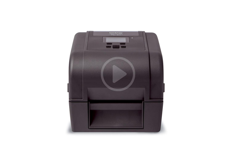 TD-4750TNWB - Etikettitulostin ammattikäyttöön. Bluetooth, Wi-Fi ja kiinteä lähiverkko. 6